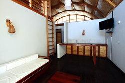Stylish ceilings and spacious lofts and balconies come with each Kites Mancora house