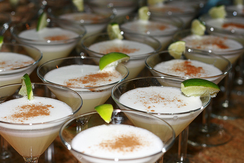 PIsco sour is the national drink of Peru.